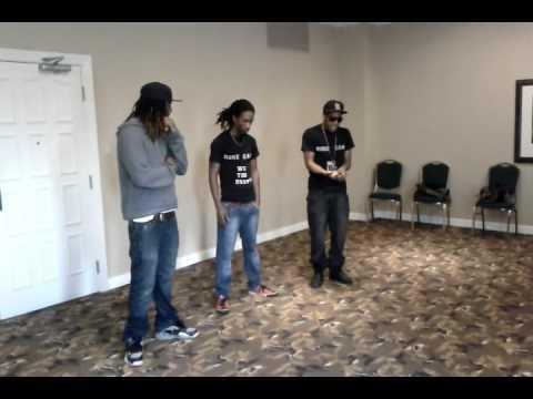 RocNation audition!
