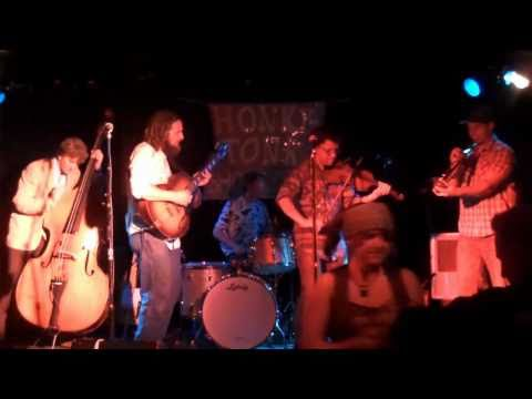 The West Nile Ramblers a-Swingin' and a-Dancin' Live at Cafe Du Nord -