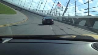 Daytona High Speed Crash - Porsche GT3