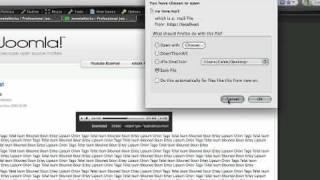 Joomla 1.5 Using AllVideo Plugin - Tutorial - Joomlaworks