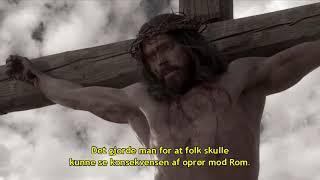 Hvordan skete korsfæstelsen?
