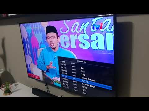 Analogue TV Vs Digital TV (Mytv@myfreeview)