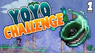 Terraria 1.3 Yo-Yo Expert Challenge || 2 NEW YOYOS [1]