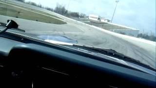 '65 Mustang autocross