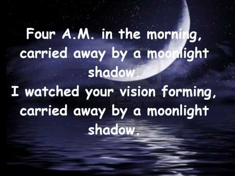 Groove Couverage - Moonlight Shadow (with lyrics)