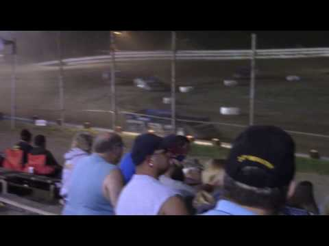 Hummingbird Speedway (6-18-16): BWP Bats Steel Block Late Model Feature