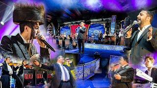 """מוטי שטיינמץ & משה לוק & אברימי רוט, & קובי גרינבוים & מקהלת מלכות - סיום הש""""ס הענק \\ צבעים הפקות"""