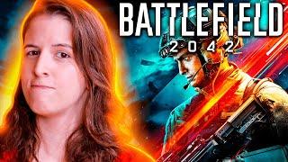 GAMEPLAY DE BATTLEFIELD 2042 TÁ INSANA! 🔥 REACT E ANÁLISE