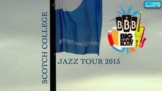 Big Band Blast, Port Macquarie, Scotch College 2015
