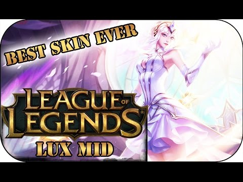 DER BESTE SKIN ALLER ZEITEN! ELEMENTALIST LUX | League of Legends Gameplay deutsch
