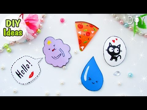 DIY Pin Backpack Icons// CLOTHES BADGES