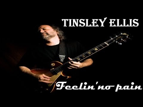 TINSLEY ELLIS - Feelin'no pain