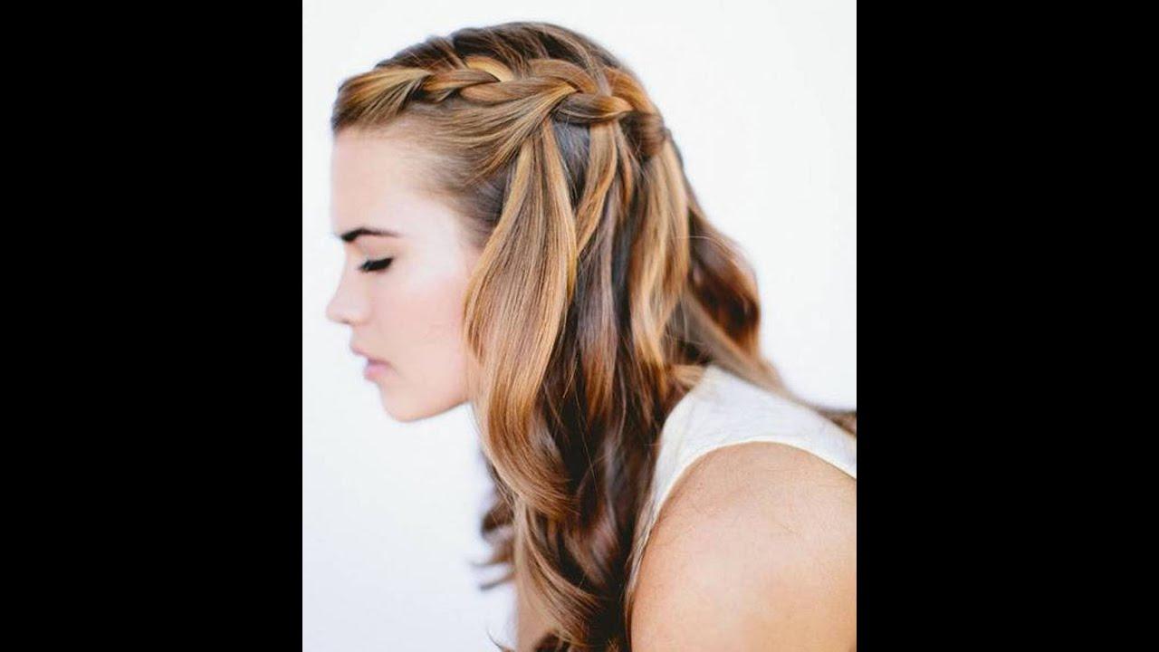 Latest Side Braid Hair Styles