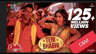 Teri Bhabhi - Coolie No.1| Varun Dhawan, Sara Ali Khan | Javed - Mohsin Ft. Dev N & Neha K | C&M