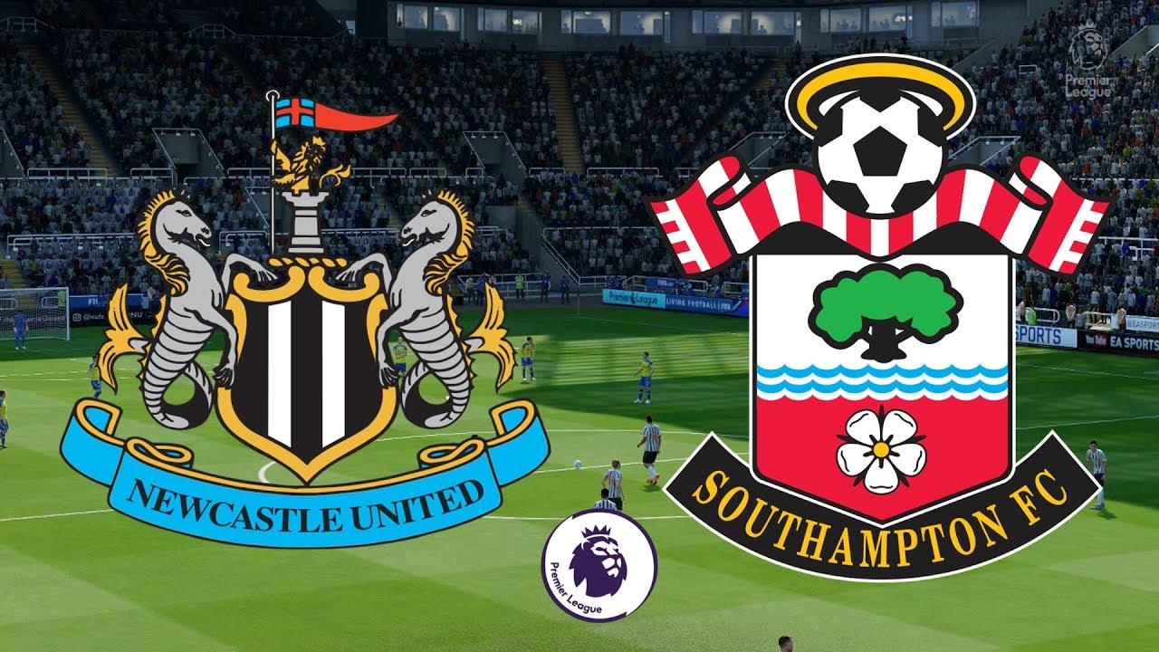 Premier League 2018 19 Newcastle United Vs Southampton  Fifa 19