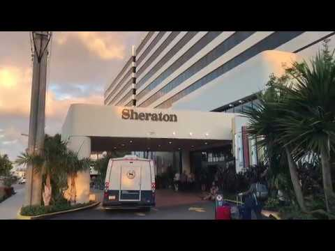 Sheraton Miami Airport Hotel Room And Hotel Tour