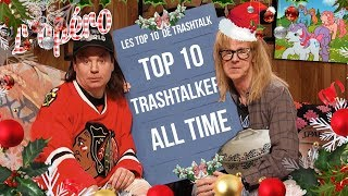 Top 10 meilleurs trashtalkers all-time