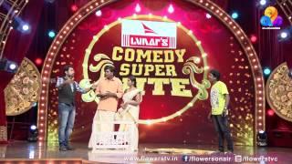 Comedy Super Nite With Mithun Murali & Mrudula Murali Episode#42