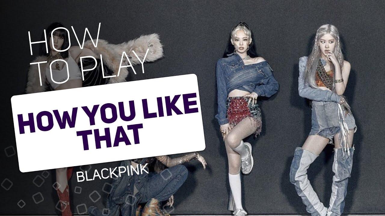 BLACKPINK - How You Like That | SUPER PADS KIT GOODBYE