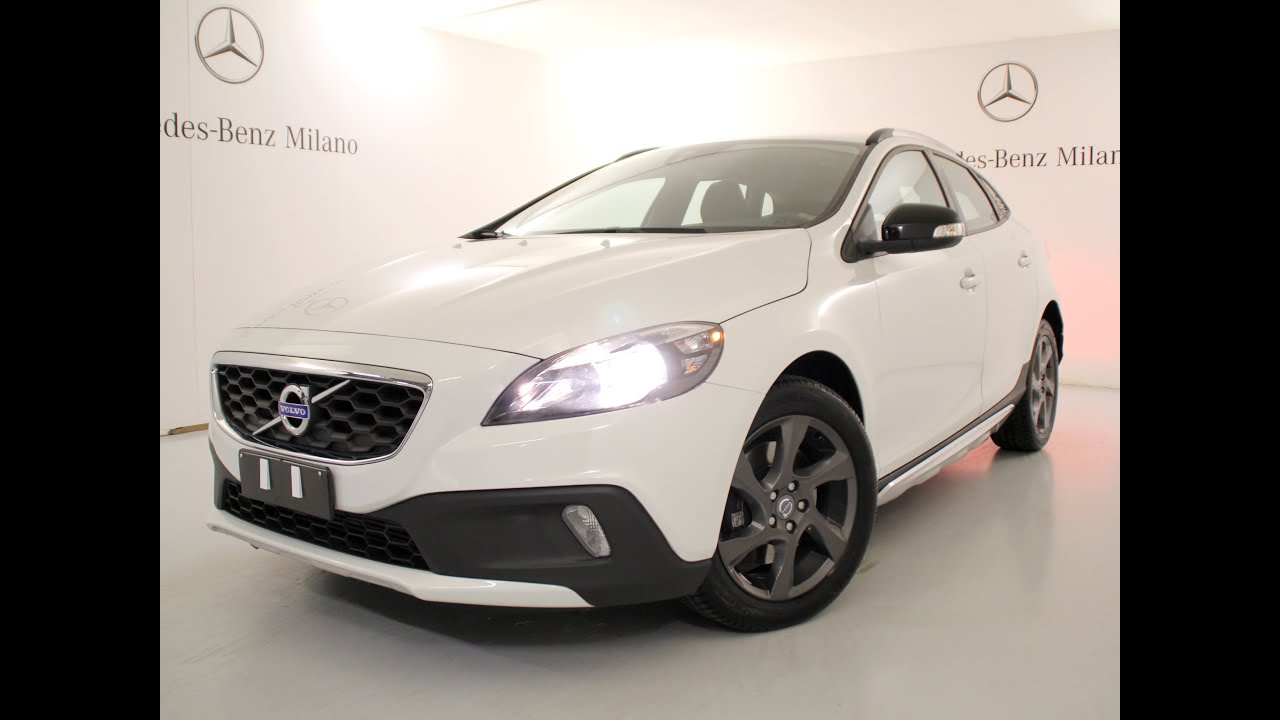 volvo v40 cross country 2 0 d4 kinetic geartronic 177cv youtube. Black Bedroom Furniture Sets. Home Design Ideas