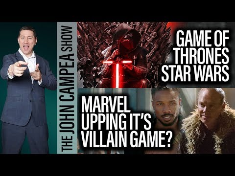 Marvel Is Upping It's Villain Quality, Deadpool 2 Trailer - The John Campea Show