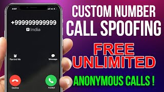 Best Fake Call app for Android with Custom Number Call Spoof   Indycall app Custom Number Call 2021 screenshot 4