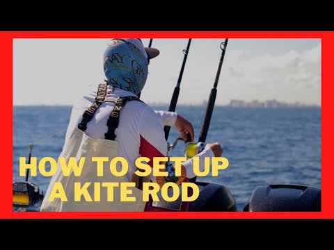 Tips & Tricks - How To Set Up A Kite Rod
