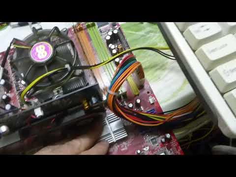Ремонт материнской платы MSI K9N ULTRA-2F. The Repairing Motherboard MSI K9N Ultra-2F.