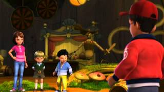 Peter Pan - Manipulations (FR)