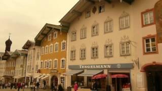 Auf dem Marktplatz von Bad Tölz
