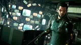 101 трейлер Deus Ex: Mankind Divided