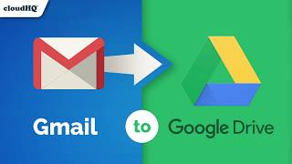 Saving your emails to google drive has never been easier. simply click on 1 button, and email, along with its attachments, will be saved ...