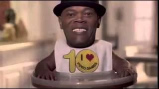 VGA 2012 commercial - Samuel L Jackson(baby gamer)