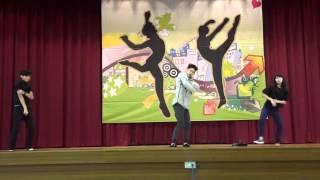 大業國中104學年度舞力全開PK賽KT 評審組 - 最佳技術獎 人氣組 - 第二名