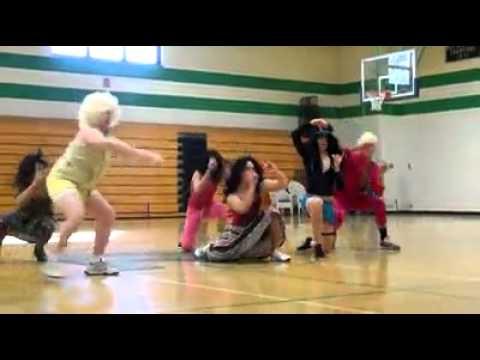 Winter Carnival Dance 2011 - King's Dance - Regis High School