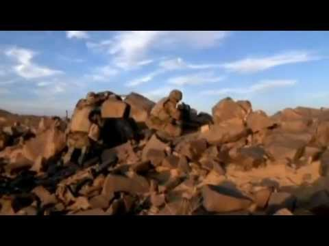 French military in action in Mali; live battle video