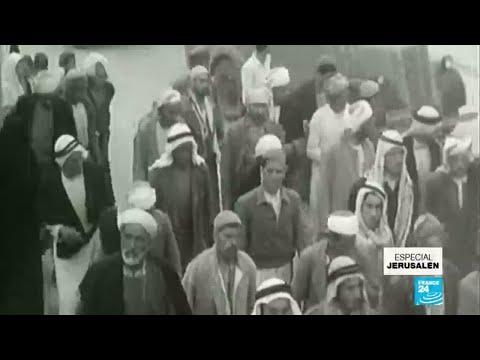 """1948, el año en el que inició la """"Nakba"""""""