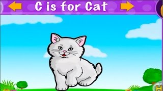 THE ABC SONG - EDUCATIONAL ACTIVITIES AND SING ALONG GAME APP WITH ALPHABET SONG & HAPPY FRUIT TRAIN