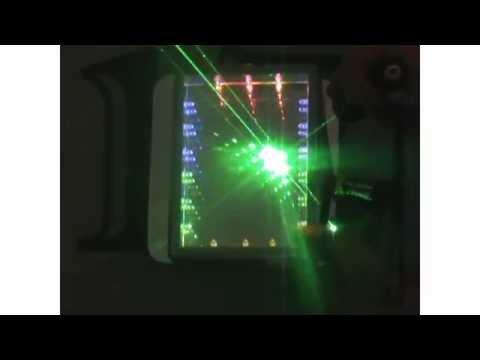 Infinity mirror - physics experiment