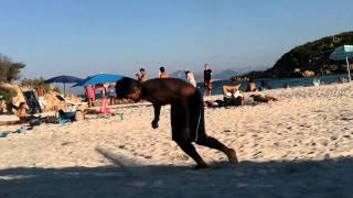 KURI en la spiaggia del Principe