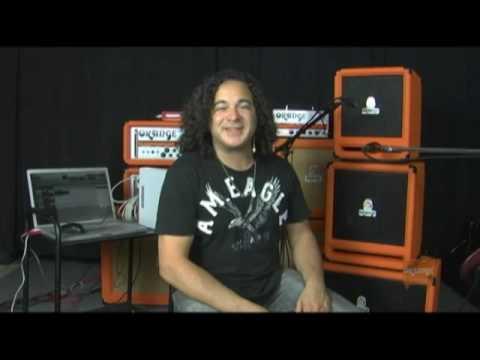 Orange Terror Bass With Orange Smart Power Cabinets Demo Youtube