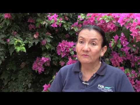 Ending poverty in Colombia: Maria Patricia Larrota's story