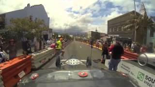 Port Kembla Billy Cart Derby 2013 Build Of Cart Bayside Security Gopro Footage