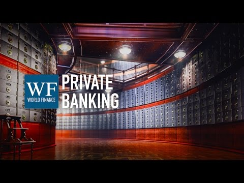 Philippe Wallez on private banking | ING Belgium | World Finance Videos