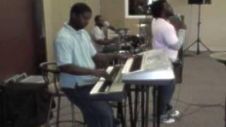 Stew Singing - I Love You Jesus (lamar Campbell)