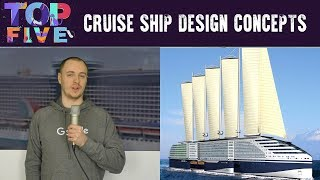 Top 5 Biggest Cruise Ship Concepts