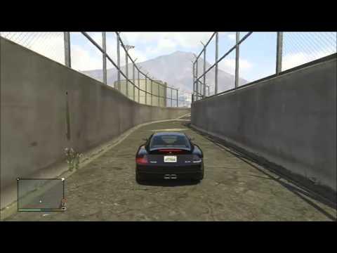 [GTA 5] Comment avoir le P-996 LAZER sans se faire repérer !