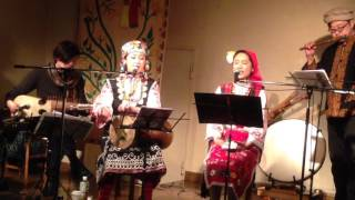 Haide Rado from Burgar & Afgan Tokyo live 佐藤みゆき 検索動画 21