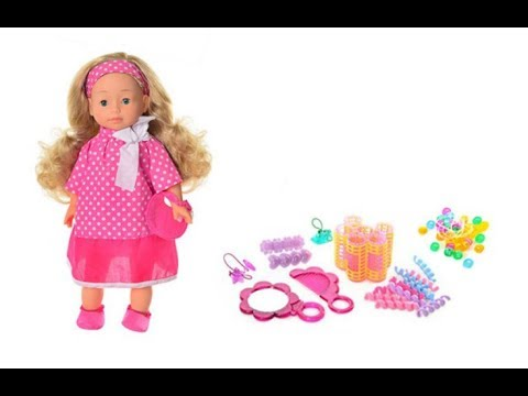 Кукла для причесок Молли BD 1306-50 S