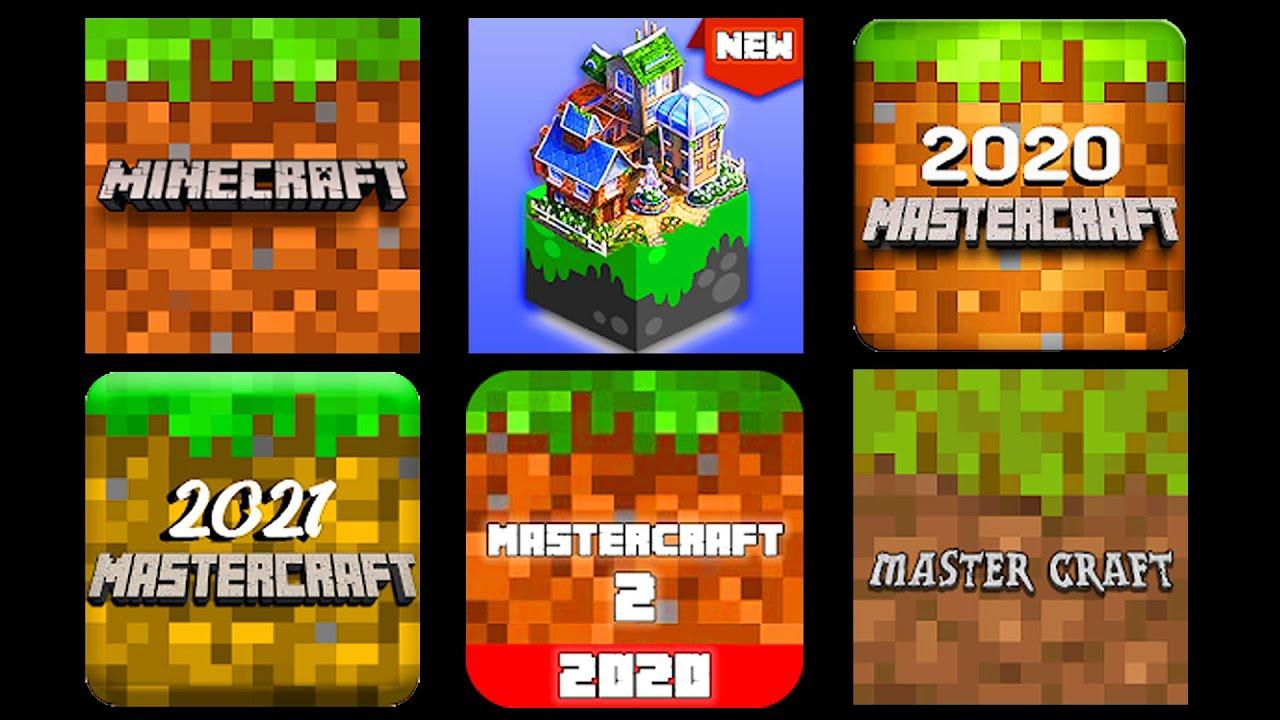 Download MasterCraft, Mastercraft 3D, MasterCraft 2020, MasterCraft 3, MasterCraft, MasterCraft 2021 New